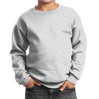 Port & Company® Youth Core Fleece Crewneck Sweatshirt