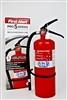 Custom 5 lb. Heavy Duty Plus Fire Extinguisher