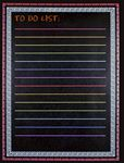 Custom Chalkboard Magnet - 8