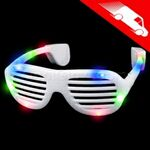 LED Supreme Shutter Shades Rainbow