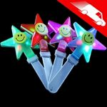 LED Star Clappers Assorted