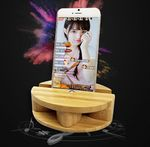 Wooden Speaker For Mobile Phone