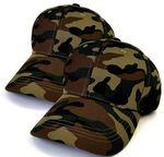 Army Military Camo Cap