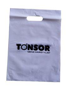 Plastic Merchandise Bags With Handles