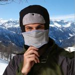 Custom Unisex Waterproof Trapper Ski Hat/Winter Sport Ear Flap Caps with Mask