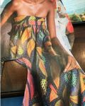 Custom Women Cotton Dress