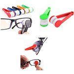 Custom Microfiber Eyeglass Cleaner Brush