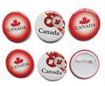 Custom Canadian Badge