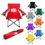 Custom Deluxe Camping Folding Chair