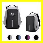 Custom Stylish Anti Theft Smart USB Charging Traveling Backpack