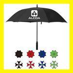 Custom 60 Inch Executive Auto Open Golf Umbrella - Overseas
