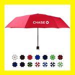 Custom 42 Inch Arc Budget Telescopic Umbrella - Overseas