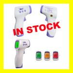 Custom USA STOCK - Non-Contact Forehead Infrared Thermometer Class 1M - CE and FCC Certified