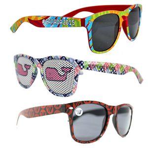 Pantone Matched Full Frame Sunglasses