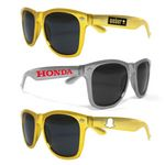Full Frame Metallic Sunglasses