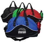 Custom Basic Sports Duffle Bag