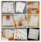 Custom Food Wrapping Paper