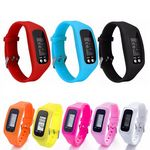 Custom Wrist Pedometer Watch