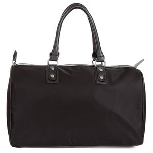 Custom Heavyweight Nylon Duffel Travel Bag