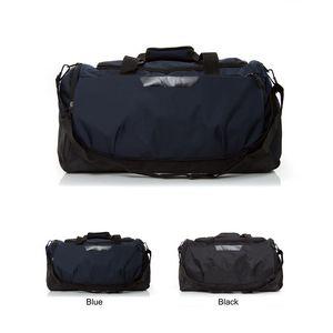 Custom Large Gym Travel Duffel Bag With Shoe Pocket