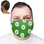 Custom Full Color Cloth Adjustable Face Mask