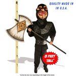 Custom Executioner w/Axe Mascot Costume
