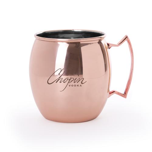 20 Oz. Moscow Mule Copper Mug, 3