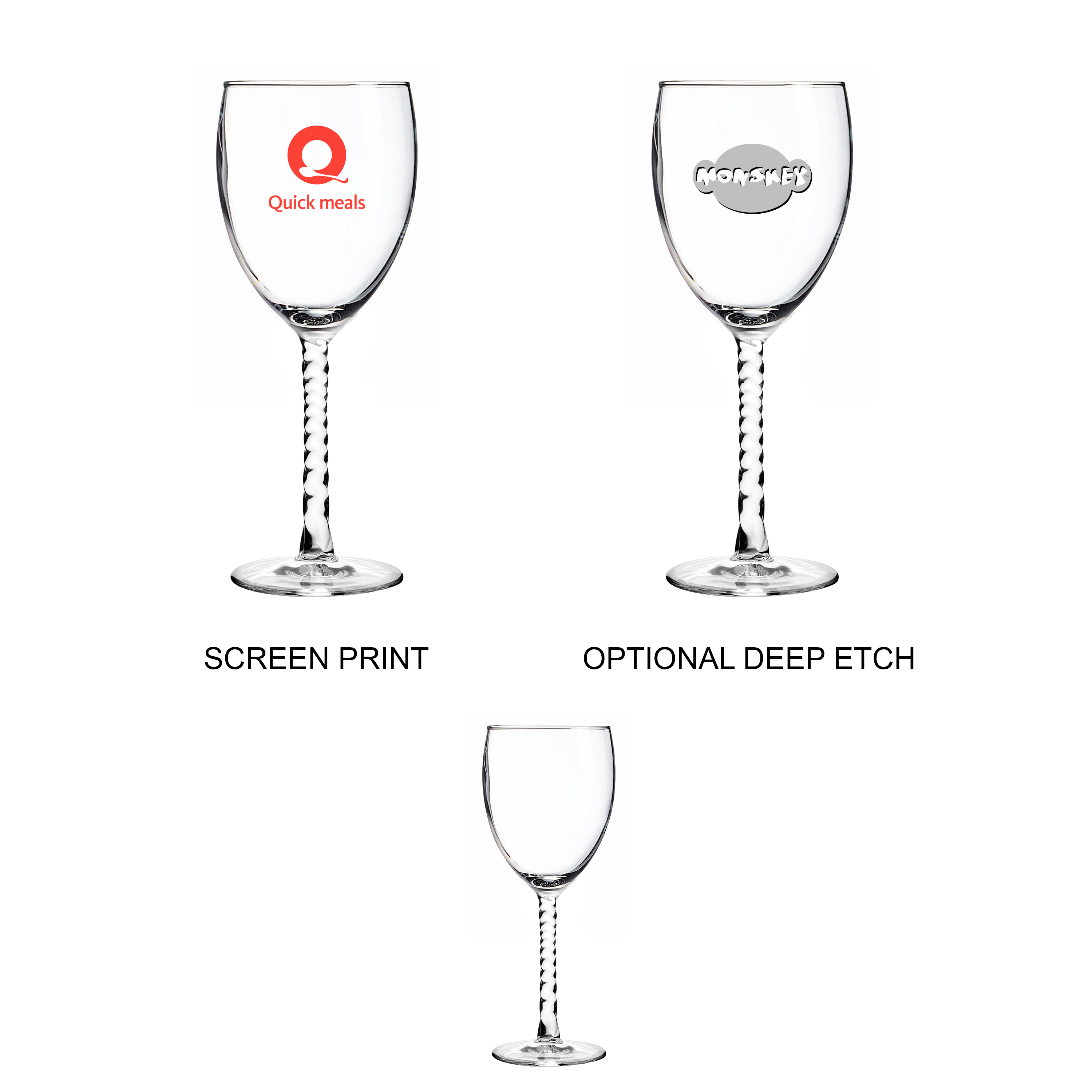 10.5 Oz. Wine Glass, 3
