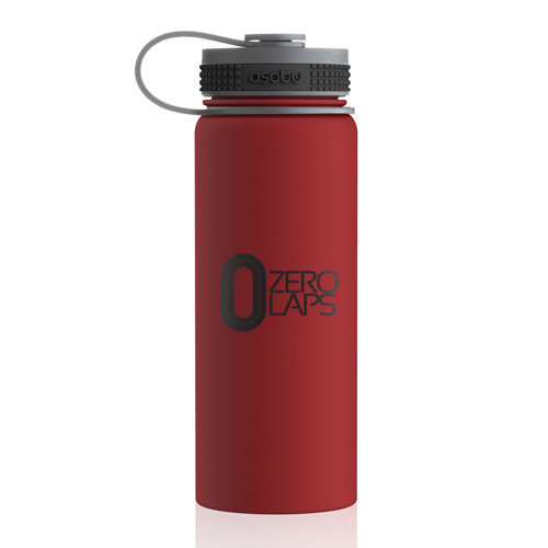 18 Oz. Alpine Flask, , TMF2, One Colour Imprint