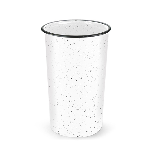 16 Oz. Happy Trails Tumbler, 3.5