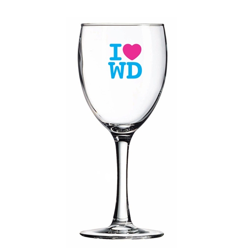 6 Oz. Wine Glass, 2.5