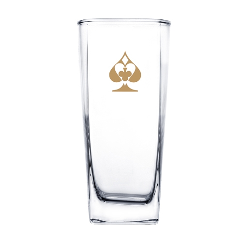 16 Oz. Highball Glass (Etch), 2.75