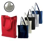 Custom Promotional Tote with bottom gusset - Blank