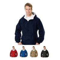Hooded Pullover Jacket (2X - 4X)