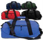Custom Zippered Duffle Bag
