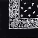 Paisley Polyester Bandanna (Imported) - Blank