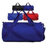 Custom Roll Duffle Bag