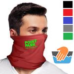 Face Bandana mask Reusable Bandana w/ Imprint Neck Gaiter