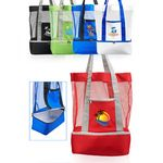 Mesh Tote Bags with cooler