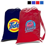 Custom College Laundry Bag w/Drawstring Closure (19