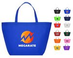 Custom Budget Non Woven Polypropylene Tote Bag Convention Tote Bags