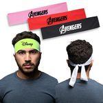 Custom Athletic Sports Headband w/ Custom Imprint Tie Back Headwear
