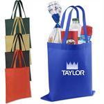Custom Non-Woven Economy Convention Tote Bag