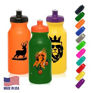 Custom Imprinted Sport Bottles!