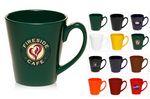Custom Colors 12 oz. Ceramic Coffee Mug, Latte Mugs