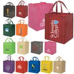 Custom Heavy Duty Grocery Tote Bag