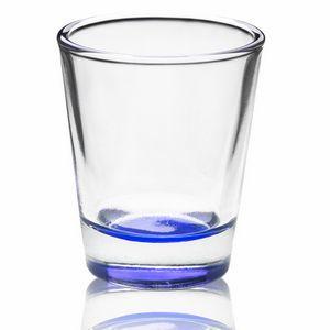 Clear/Blue Blank