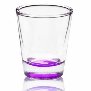 Clear/Purple Blank