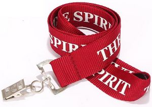 Polyester Lanyard 3/4 with Low quantity