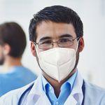 Custom Medical Grade KN95 Protective Face Mask